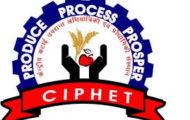CIPHET Recruitment 2020