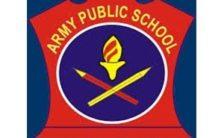 Army Public School Recruitment 2021