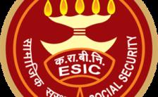 ESIC Recruitment 2021