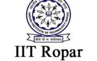 IIT Ropar Recruitment 2020